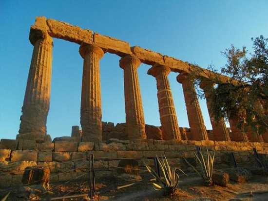 Un soffio di Grecia in Sicilia - Agrigento (3007 clic)