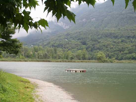 lago bianco di menaggio - Como (2055 clic)