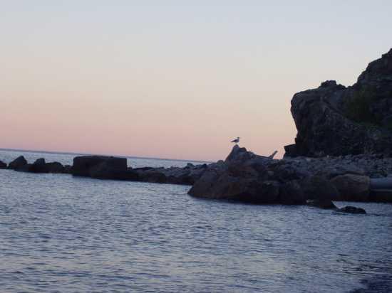 TRAMONTO MONTEROSSO - Monterosso al mare (2770 clic)