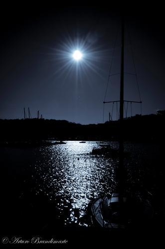 Il sole di mezzanotte! - Ortona (2172 clic)