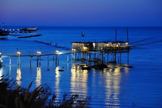 Trabocchi di sera - Fossacesia marina (10134 clic)