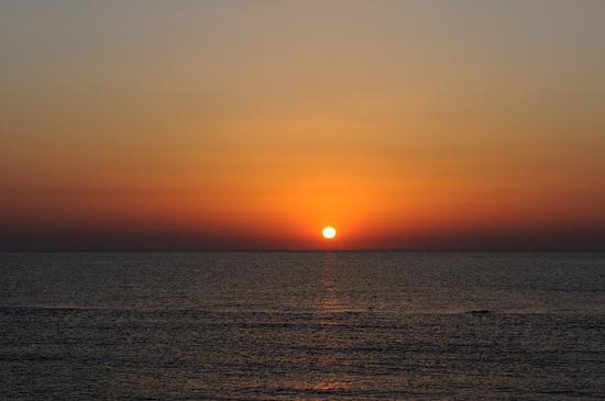 L'alba di un nuovo giorno... - Fossacesia marina (2008 clic)