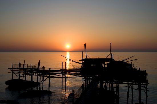 L'alba di un nuovo giorno! - Fossacesia (1683 clic)