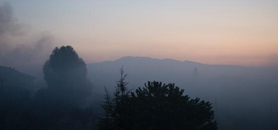 Nebbia agli irti colli - Ortona (1279 clic)