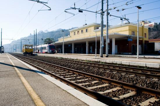 Stazione ferroviaria di Ortona (4979 clic)