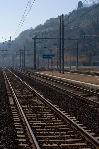 Stazione ferroviaria di Ortona (2519 clic)