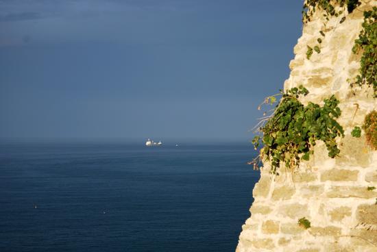 Veduta dal castello Aragonese - Ortona (2085 clic)