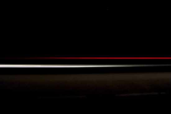 Un' auto nella notte - Ortona (2547 clic)