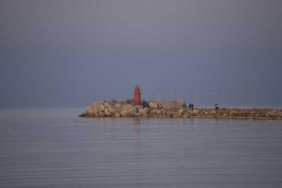 Molo sud - Ortona (1315 clic)