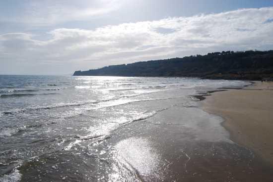 Spiaggia - Ortona (1405 clic)