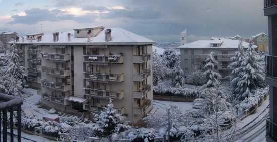 Nevicata dicembre 2007 - Ortona (1528 clic)