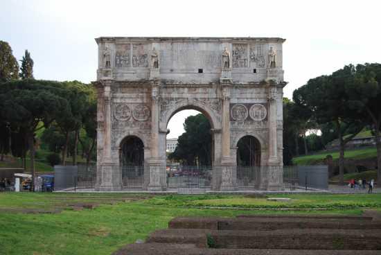 Arco di Costantino - Roma (2022 clic)