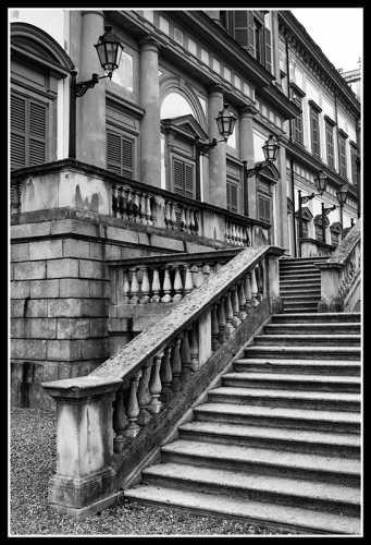 Monza - Villa Reale  b/w (2767 clic)