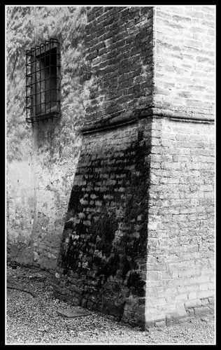 Torre del Guado - particolare - Pizzighettone (1731 clic)