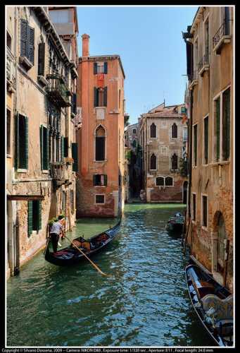 Venezia - Canale (3900 clic)