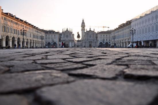 Piazza San Carlo - Torino (609 clic)