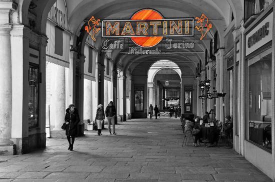 Portici di piazza San Carlo - Torino (2513 clic)
