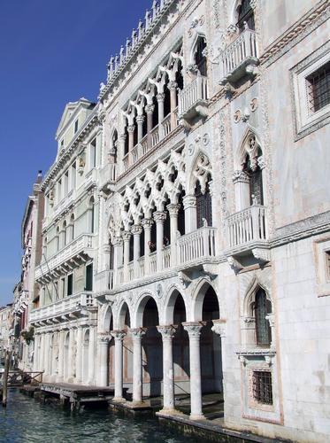 Ca' d'Oro - Venezia (1738 clic)