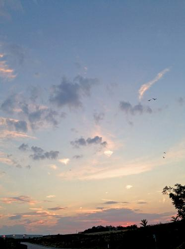 cielo abruzzese - Vasto (1212 clic)