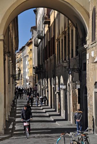 Lungarno degli Archibusieri  - Firenze (699 clic)