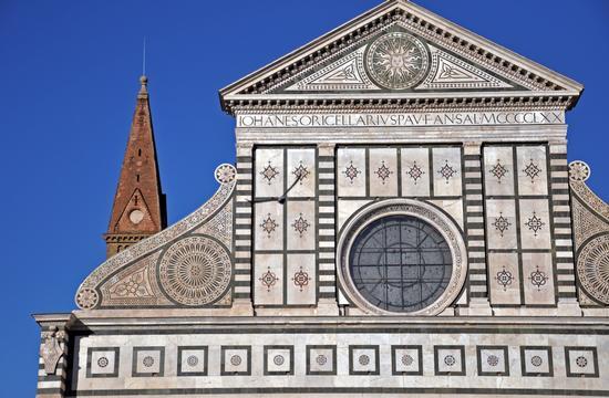 Basilica di Santa Maria Novella - Firenze (536 clic)