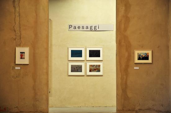Ghirri, paesaggi - Reggio emilia (988 clic)