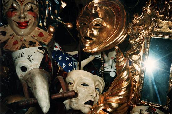 maschere a Venezia. (560 clic)
