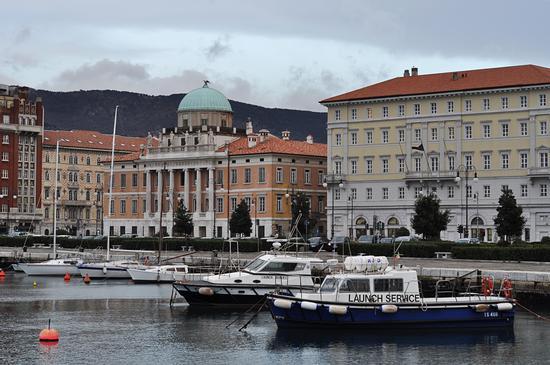Riva III Novembre - Trieste (1070 clic)