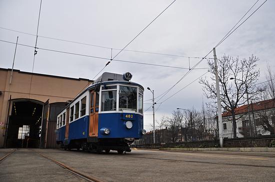 El tram de Opcina. - Trieste (727 clic)