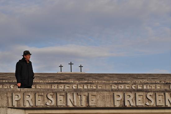 Presente. - Fogliano redipuglia (880 clic)