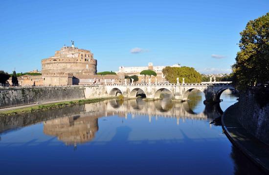 Castel Sant'Angelo - Roma (1199 clic)