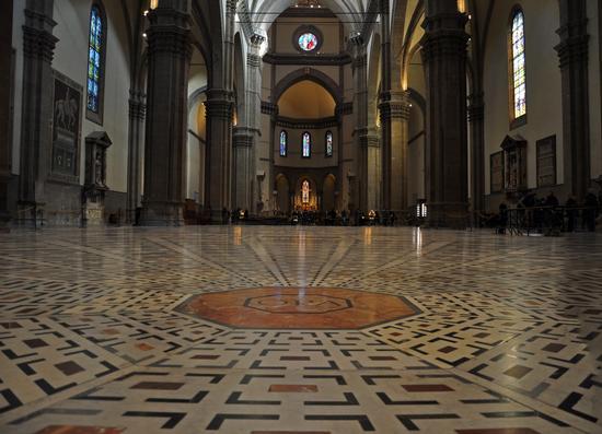 Cattedrale di anta Maria del Fiore - Firenze (492 clic)