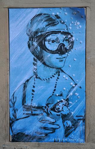 l'arte sa nuotare - Firenze (581 clic)