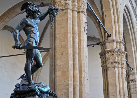 Perseus with the Head of Medusa - Firenze (555 clic)