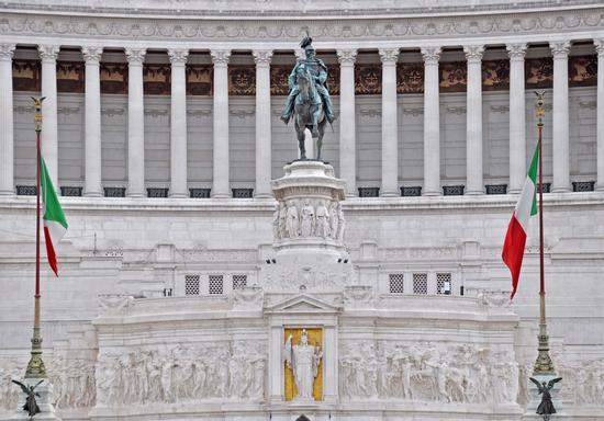 Altare della Patria - Roma (1010 clic)
