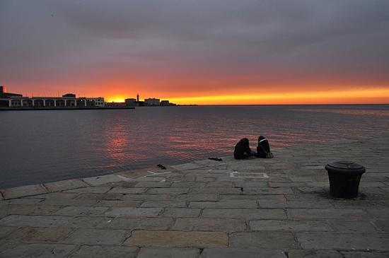 molo audace. - Trieste (796 clic)