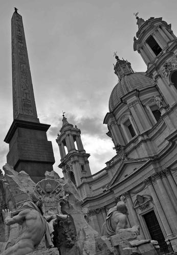 Bernini vs. Borromini - Roma (826 clic)