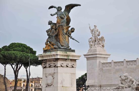 Altare della Patria - Roma (1030 clic)
