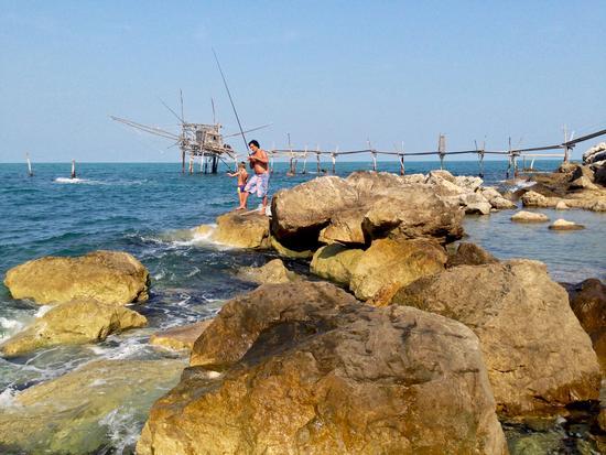 scuola di pesca - San vito chietino (995 clic)