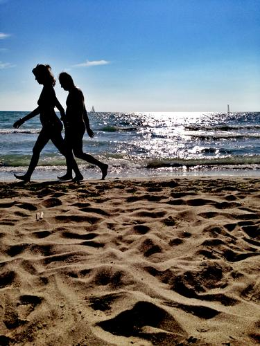 beach walking - Principina a mare (822 clic)