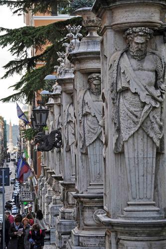 Palazzo Barberini - Roma (1327 clic)