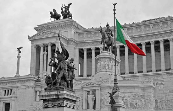 Altare della Patria - Roma (1016 clic)