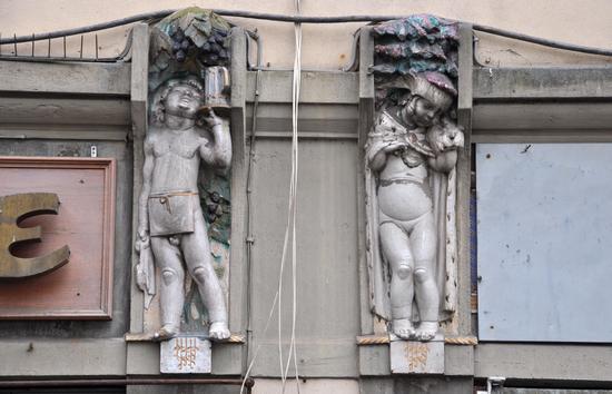 Lucca, Piazza San Michele (1123 clic)