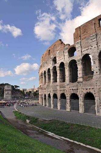 Il Colosseo - Roma (1575 clic)