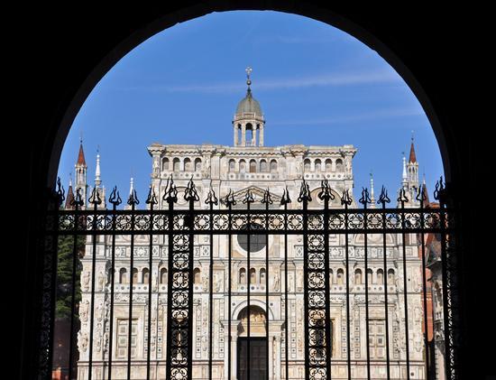 La Certosa di Pavia (2913 clic)