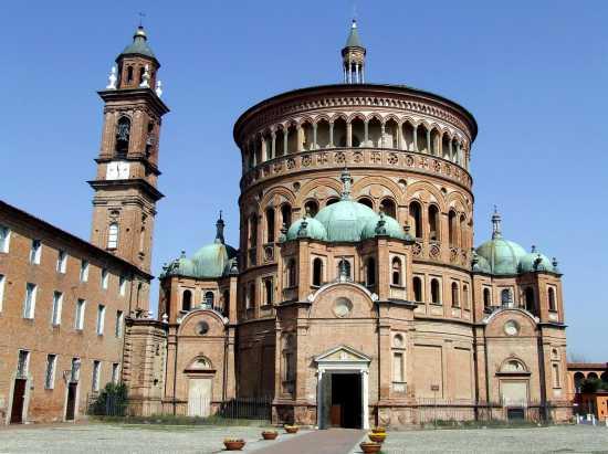 Santuario Santa Maria della Croce - Crema (4842 clic)