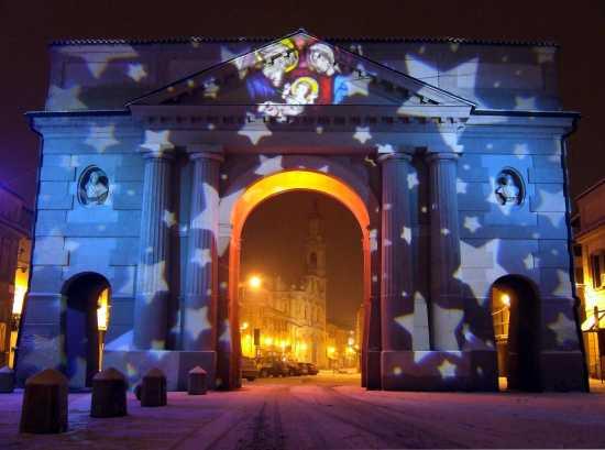 Porta Ombriano, Natale 2009 - Crema (5103 clic)
