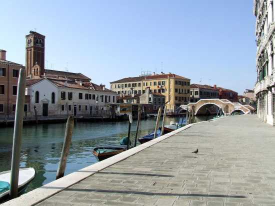 Ponte dei Tre Archi - Venezia (1973 clic)