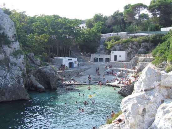 Insenatura Acquaviva Marina Marittima - Diso (6858 clic)