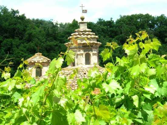 Chiesa della Madonna del Pianto - Vignanello (2210 clic)